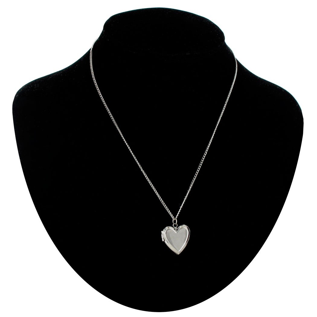 USA Made Heart Necklace | 3125-17 | Necklaces | ajraefields