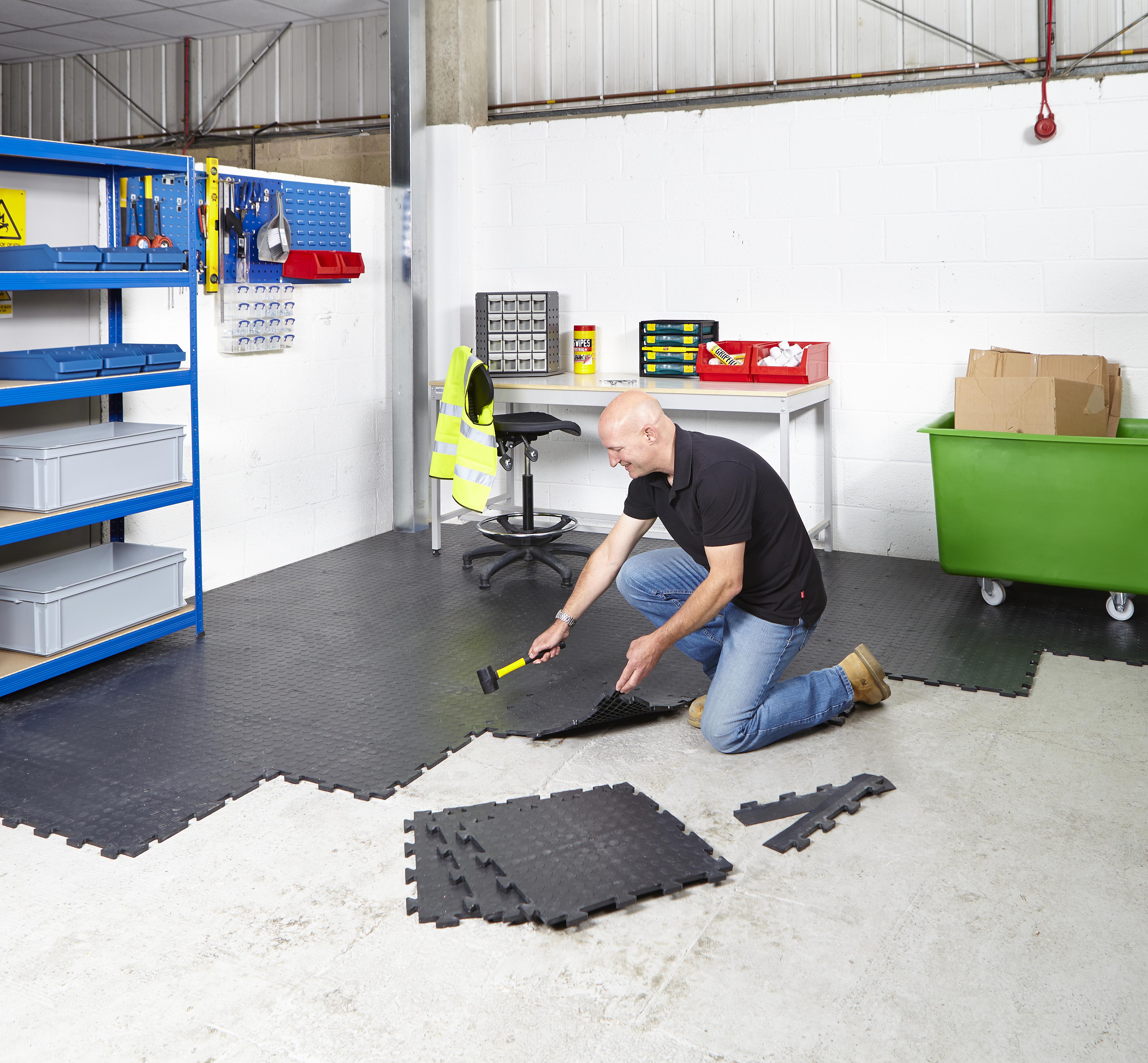 Interlocking garage floor mats uk matttroy