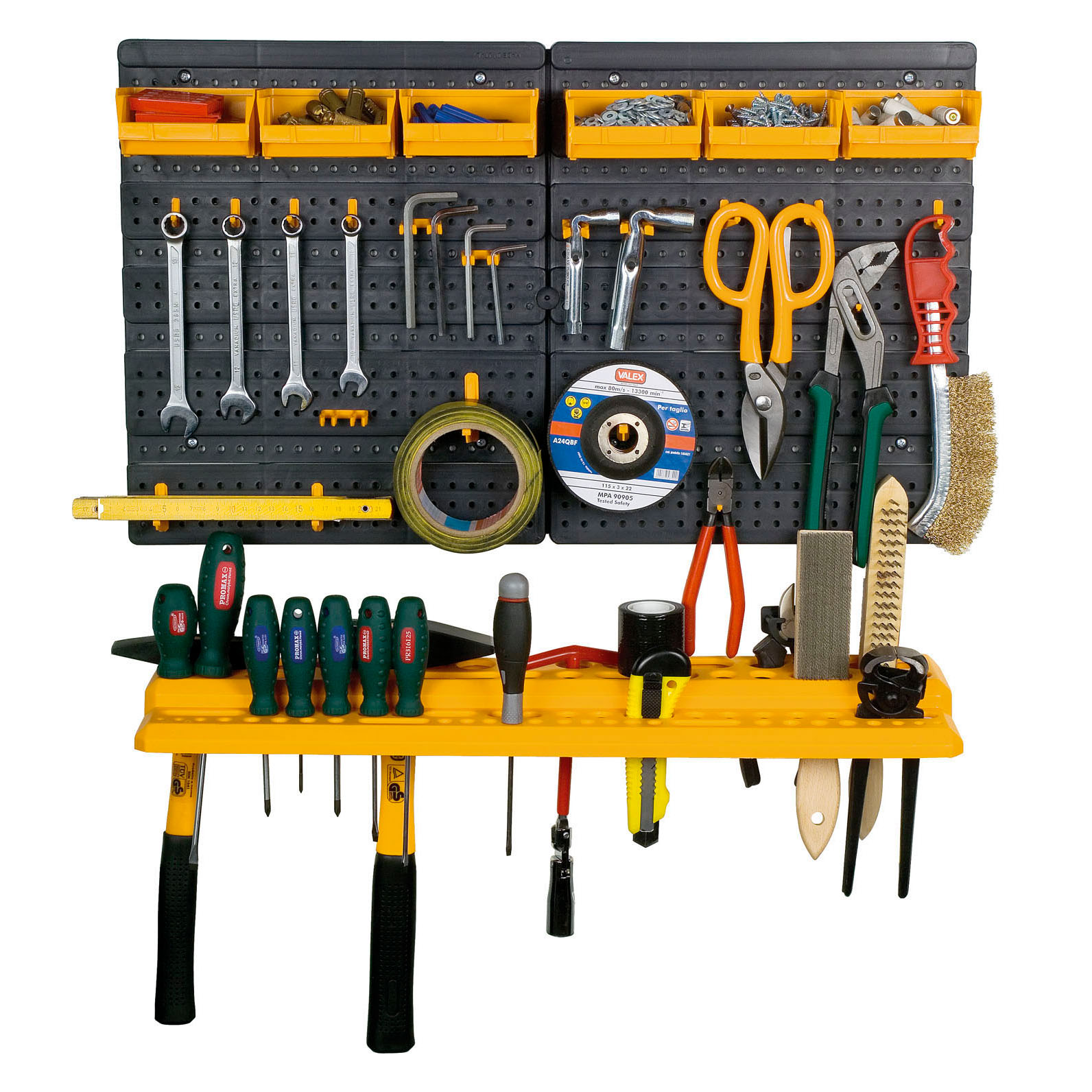garage tool organizer diy tool panel garage rack wall kit mini storage organizer 15753