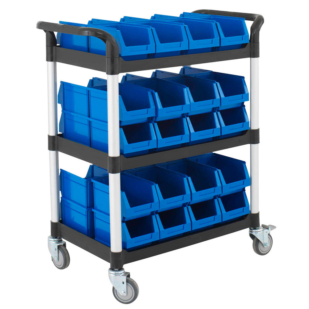 Mobile Trolley Bin Kits