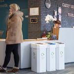 Cardboard Recycling Bins 60 Litre Capacity Thumbnail 7