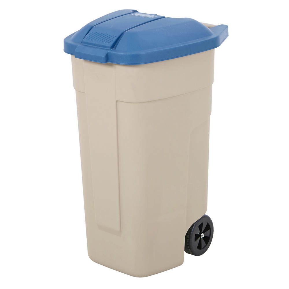 Rubbermaid 100 Litre Mobile Waste Bins