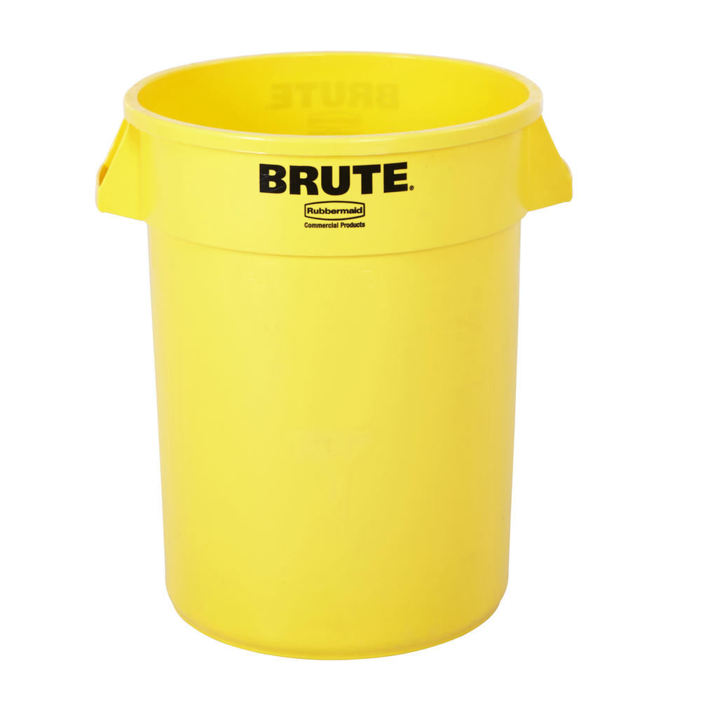 Rubbermaid 121 Litre BRUTE Round Container Bins