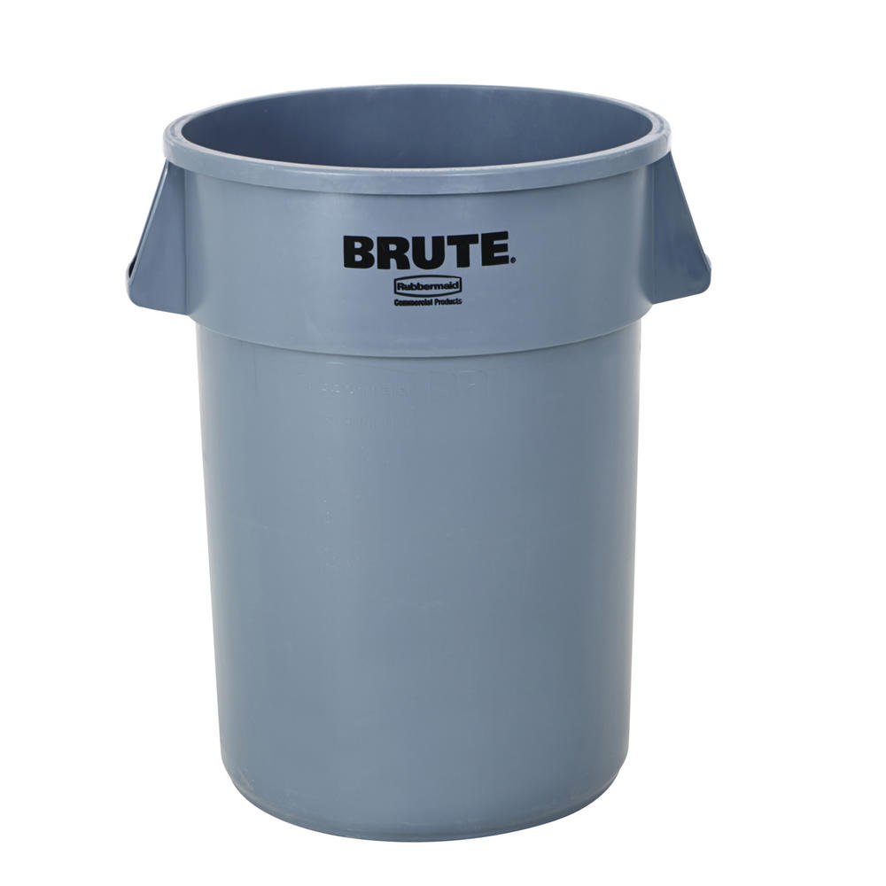 Rubbermaid 166 Litre BRUTE Round Container Bins
