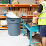 Rubbermaid 166 Litre BRUTE Round Container Bins Thumbnail 3