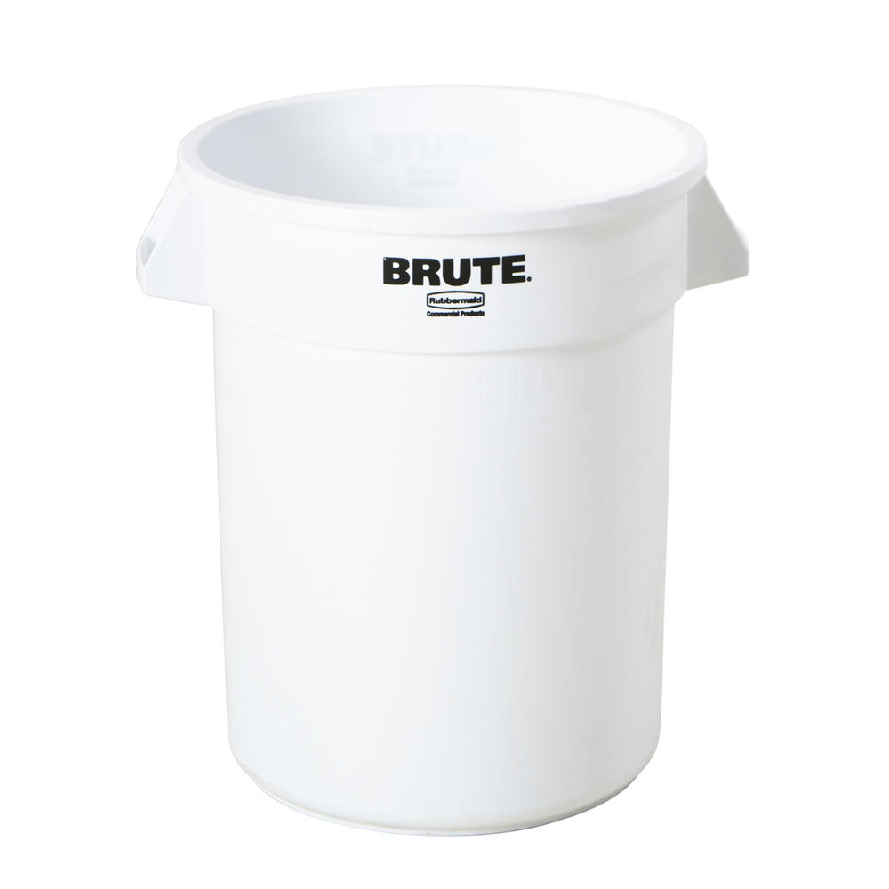 Rubbermaid 75 Litre BRUTE Round Container Bins