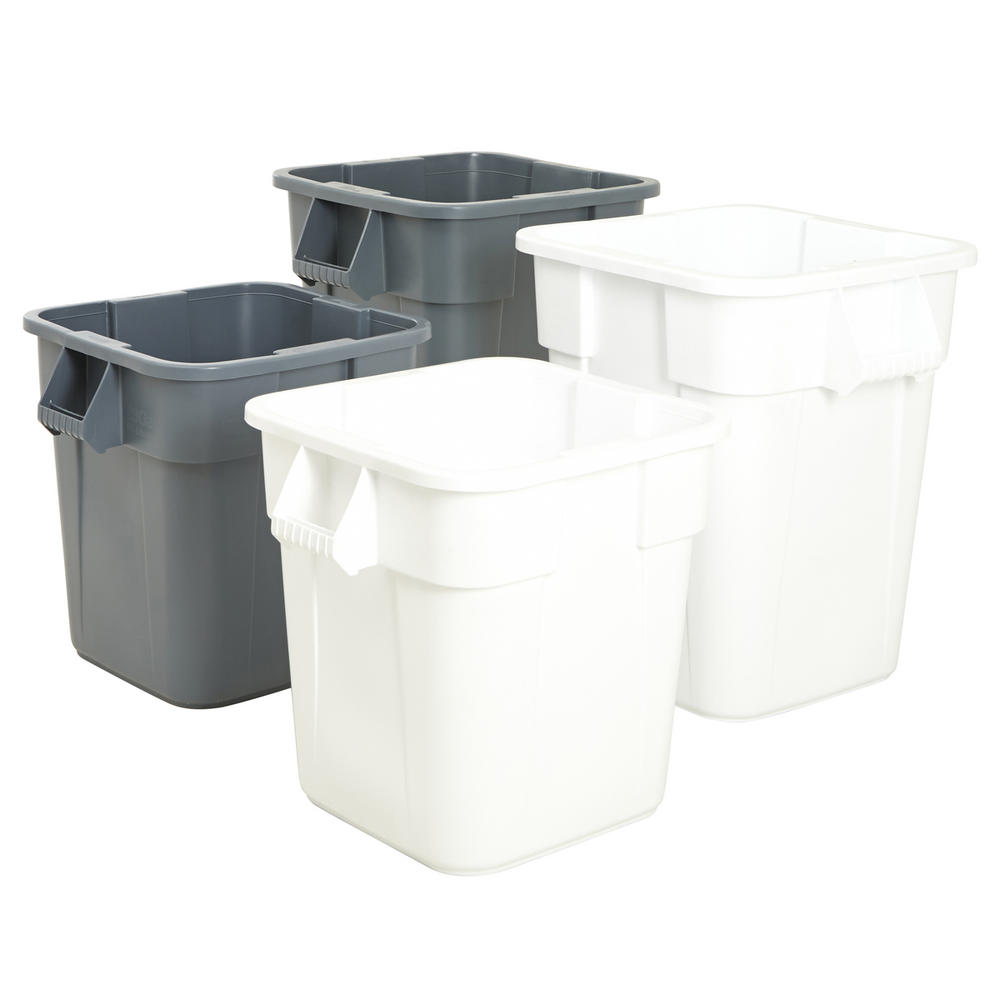Rubbermaid BRUTE Square Container Bins