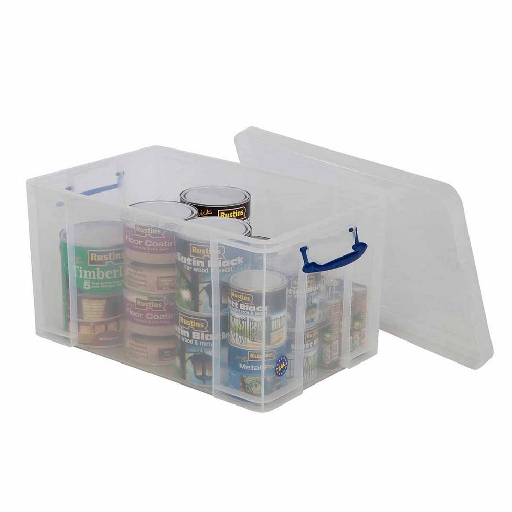 Really Useful Box 84 Litre Capacity