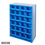 Value Parts Bin Cupboard 1000mm High Thumbnail 5