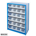 Value Parts Bin Cupboard 1000mm High Thumbnail 6