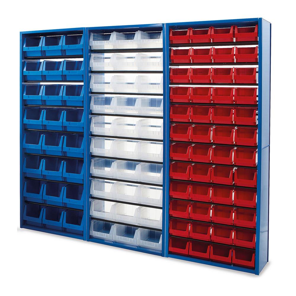 Value Parts Bin Cupboard 2000mm High