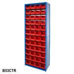 Value Parts Bin Cupboard 2000mm High Thumbnail 7