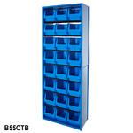Value Parts Bin Cupboard 2000mm High Thumbnail 11