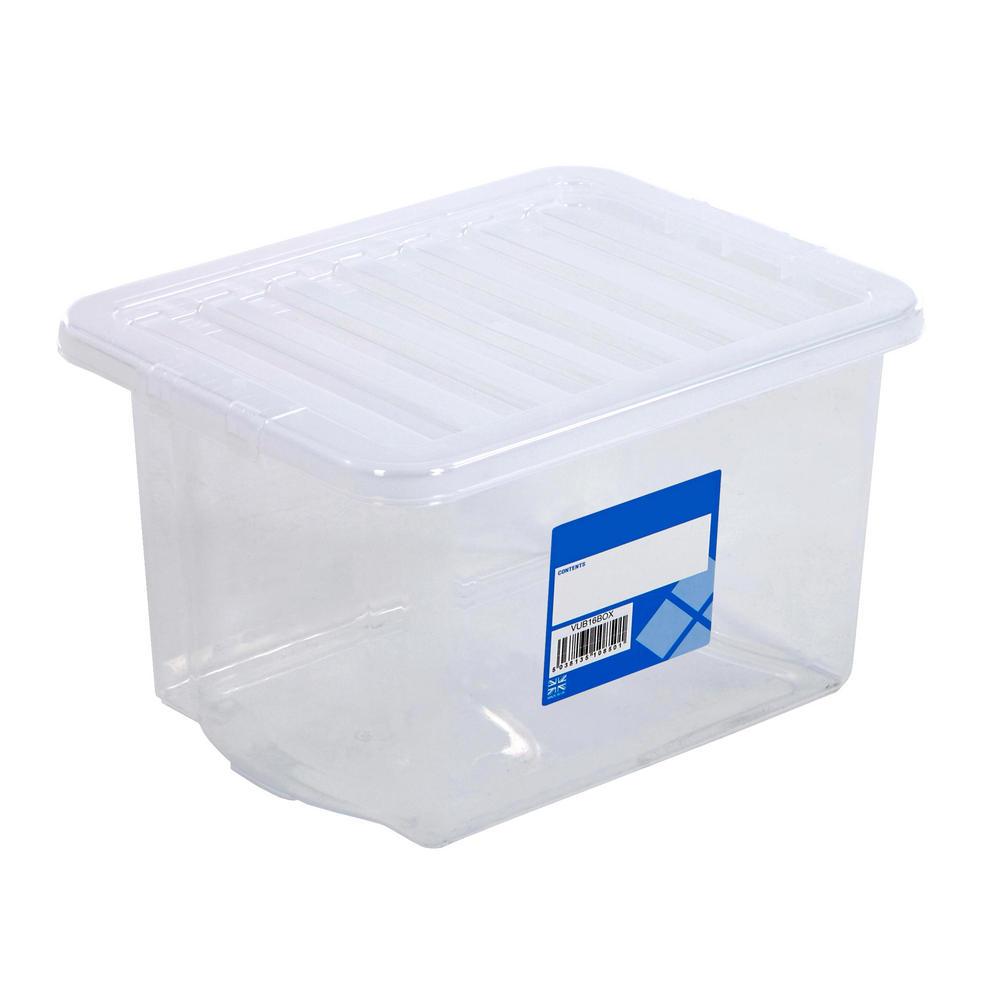 24 Litre Wham Plastic Box Bundles