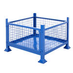 Detachable Mesh Steel Side Pallets Thumbnail 1