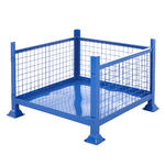 Detachable Mesh Steel Side Pallets Thumbnail 2