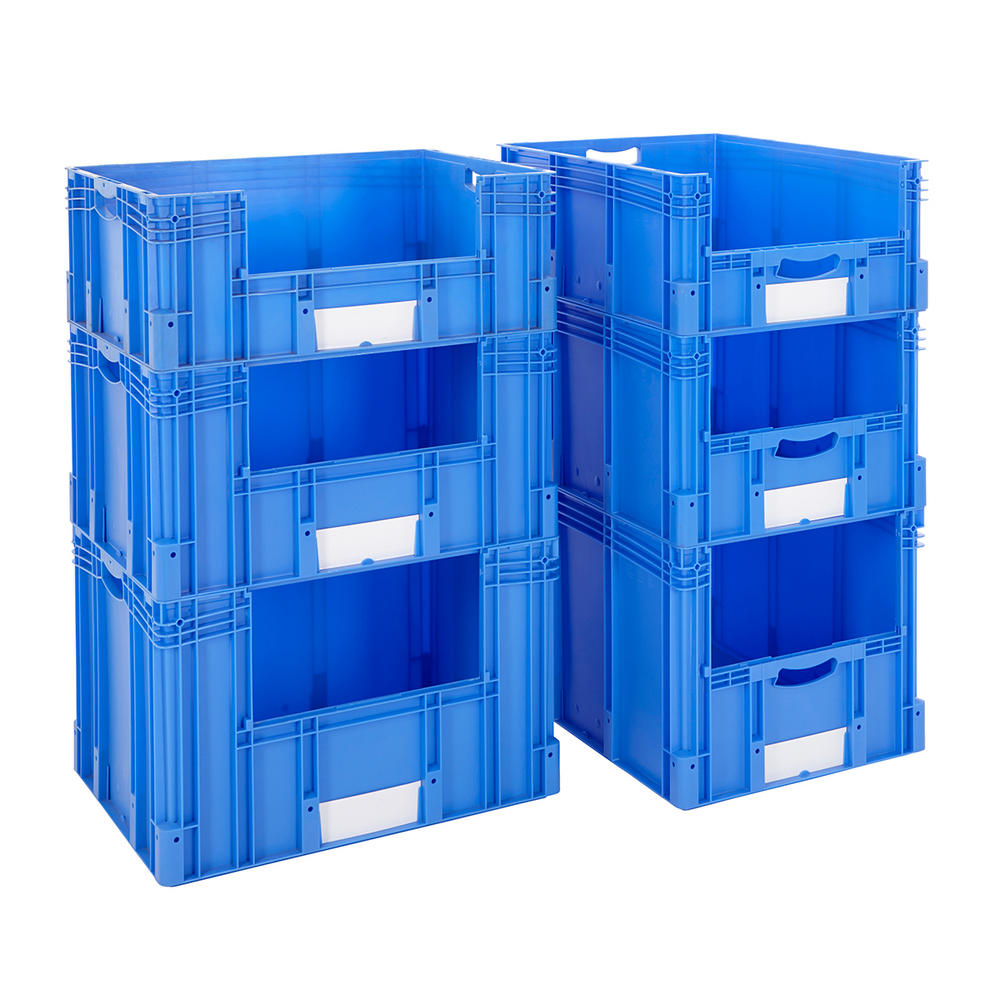 Extra large plastic storage containers with lids music cd for Tall shipping container