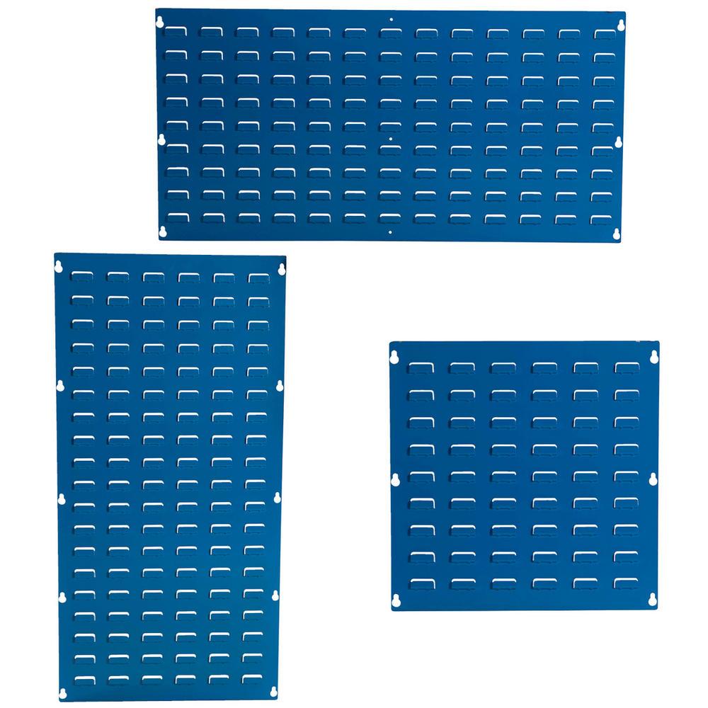 Blue Louvre Panels
