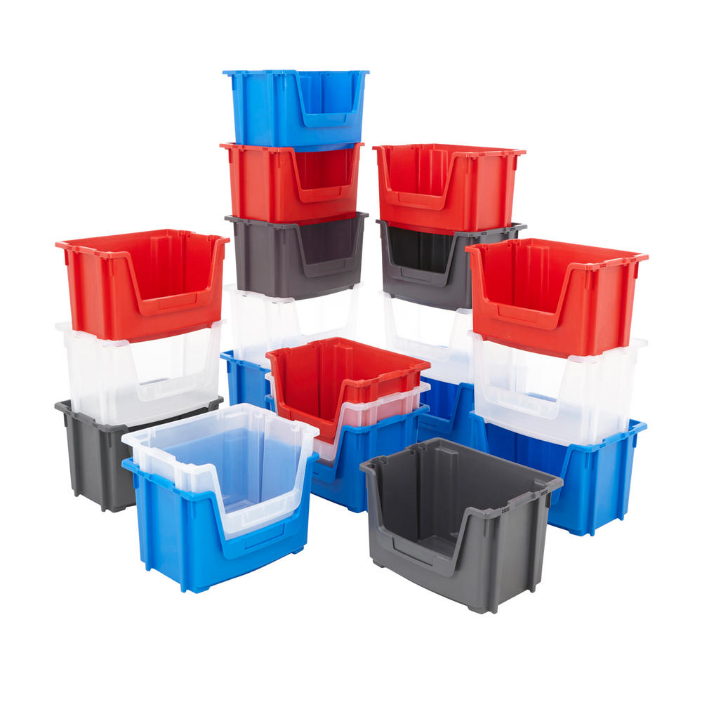 Large Stacking Pick Bins